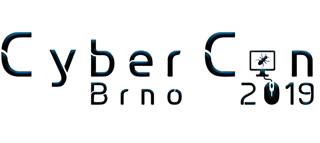 CyberCon Brno 2019 - on-line stream 18. 9.